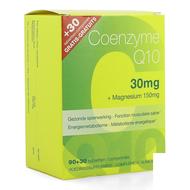 Coenzyme q10 30mg+mg comp 90+ comp 30 gratis