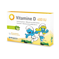 Metagenics Vitamine D 400IU kind citroensmaak 168comp