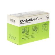 Colofiber sach. gran. 20 x 7 gr