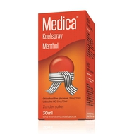 Medica Spray pour la gorge menthol 30ml