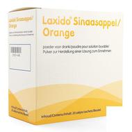 Laxido orange sach 20 x 13,7g