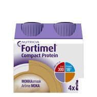 Fortimel Compact Protein Moka 125 ml 4pc