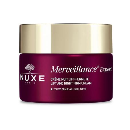 Nuxe Merveillance Expert Nacht Anti-Ageingcrème 50ml