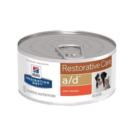 Hill's AD Canine Feline Boite 1x156gr