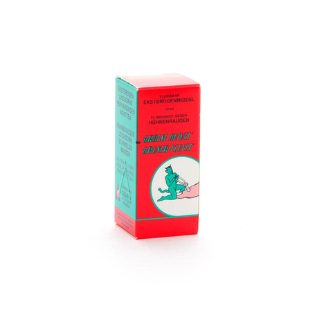Diable vert anticors liquide 10ml colin
