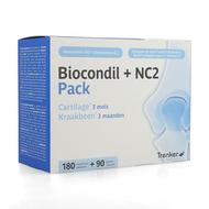 Biocondil nc2 nf comp pell. 180 + gel 90