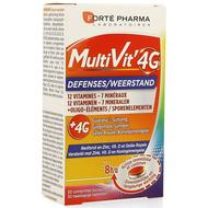 Forte Pharma MultiVit' 4G Défenses 30comp