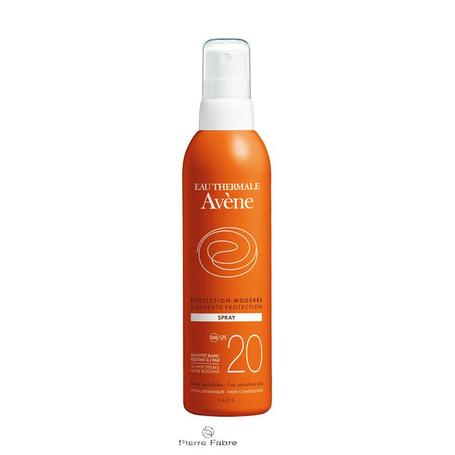 Avene Zonne spray SPF20 200ml