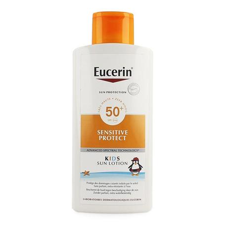 Eucerin Sun sensitive protect enfants lotion SPF50+ 400ml