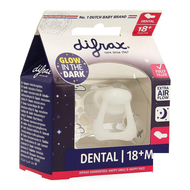 Difrax sucette dental +18 nuit