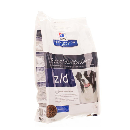 Hills prescrip.diet canine zd ultra 3kg 8887r