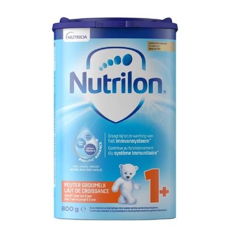 Nutrilon 1+ lait de croissance en poudre bébé dès 1 an 800g