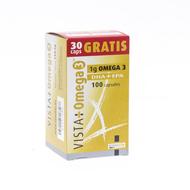 Vista omega 3 caps 70+30 gratuit promo