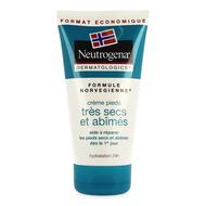 Neutrogena Crème droge en beschadigde voeten 150ml