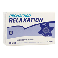 Promagnor relaxation capsues  60pc