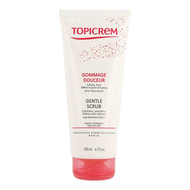 Topicrem gommage visage-corps tube 200ml