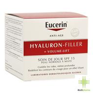 Eucerin Hyaluron Filler + Elasticity Dagcrème Gemengde huid 50ml