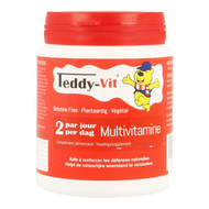 Teddy vit multivitamine gomme ours 50