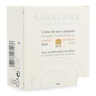 Avene Getinte Compact Crème Comfort Beige (2.5) 10gr