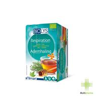 Biolys tijm eucalyptus honing zakje 24