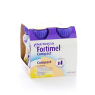 Fortimel  Compact Vanille 125ml 4pc