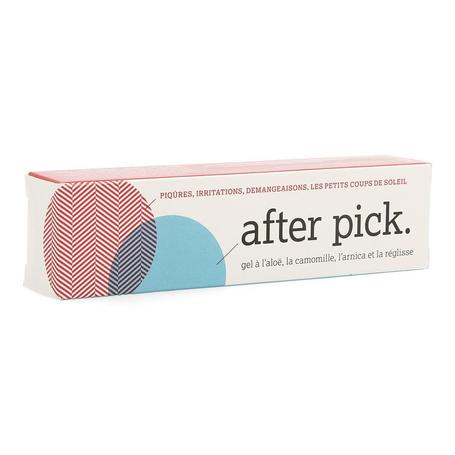 After pick gel tube 30ml