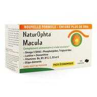 Naturophta Macula capsules 180st