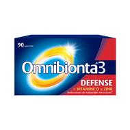 Omnibionta 3 Défense comprimés 90pc