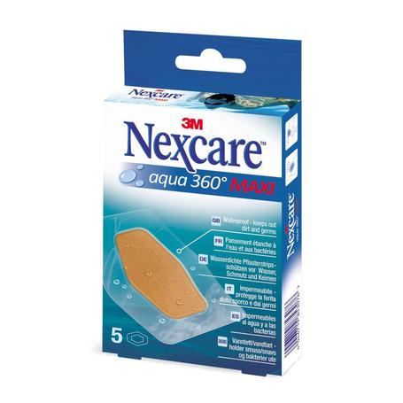 Nexcare Aqua Strips 360° Maxi 5st