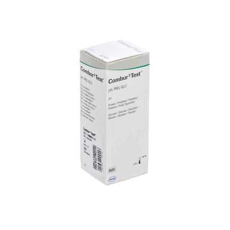 Combur 3 test strips 50 11896814191