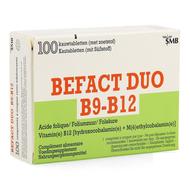 Befact duo kauwtabletten 100