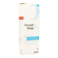 Minoxidil biorga 2% sol cutanee coffret fl 1x60ml