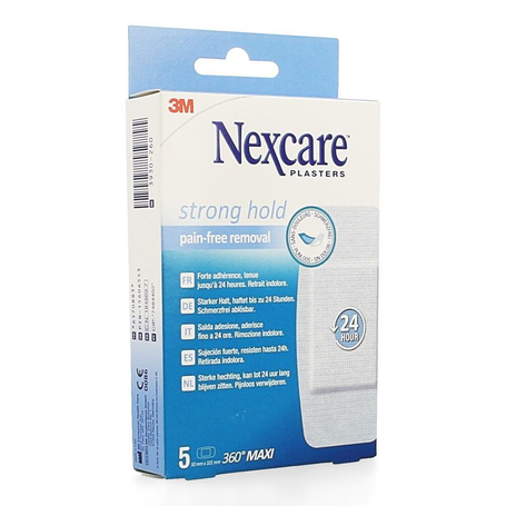 Nexcare Strong hold maxi 5