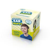 Eureka care casque protection auditive 3-12a fluo