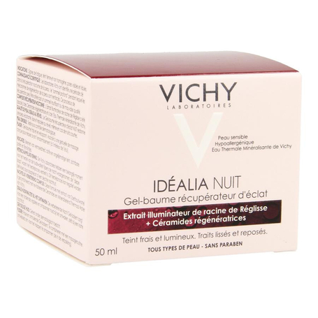 Vichy Idéalia Skin Sleep Nachtcrème 50ml
