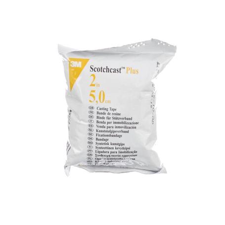 Scotchcast gipsverb synth wit 5,0cmx3,6m 82002w