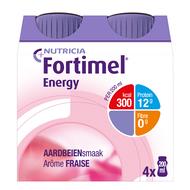 Fortimel  Energy Fraise 200ml  4pc