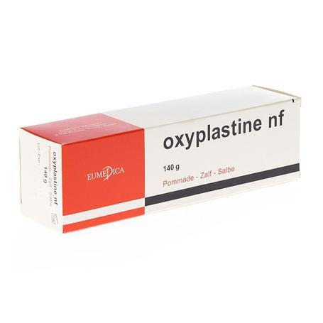 Oxyplastine nf zalf tube 140g
