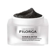 Filorga Scrub & Detox Mousse exfoliante 50ml