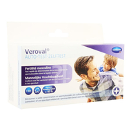 Veroval test fertilite masculine 1