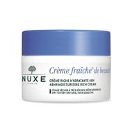 Nuxe Crème Fraîche de Beauté Rijke Hydraterende Crème 50ml