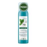Klorane Shampooing sec menthe aquatique spray promotion 150ml