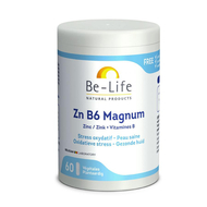 Be-life Zn b6 magnum minerals capsules 60st