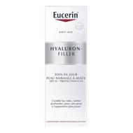 Eucerin Hyaluron-Filler dagcrème normale tot gemengde huid 50ml