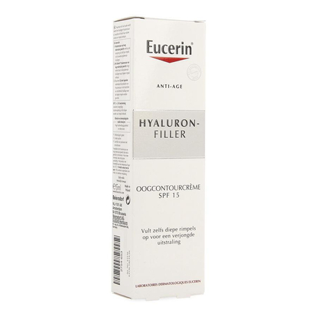 Eucerin Hyaluron-Filler Oogcrème 15ml