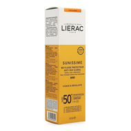 Lierac Sunissime BB Fluide protecteur anti-âge visage et décolleté SPF50 40ml