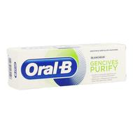 Oral b dentifrice purify blancheur 75ml