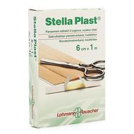 Stellaplast adhesive + ciseaux 6cmx1m 36479