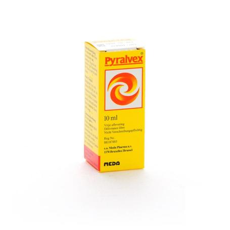 Pyralvex sol. 10ml
