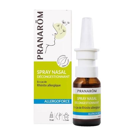 Allergoforce Neusspray essentiële olie 15ml